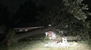 Severe Storms Damage The Embassy Suites In Rogers | Fort ...