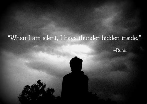 rumi quotes in quotes about silence rumi quotesgram