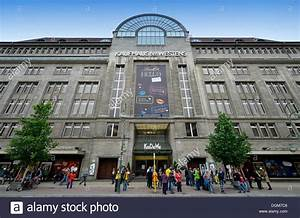 Kadewe Berlin Shops : kadewe kaufhaus des westens department store shopping centre the stock photo royalty free ~ Markanthonyermac.com Haus und Dekorationen