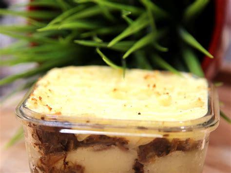 recette de canapé parmentier de confit de canard recette de parmentier de