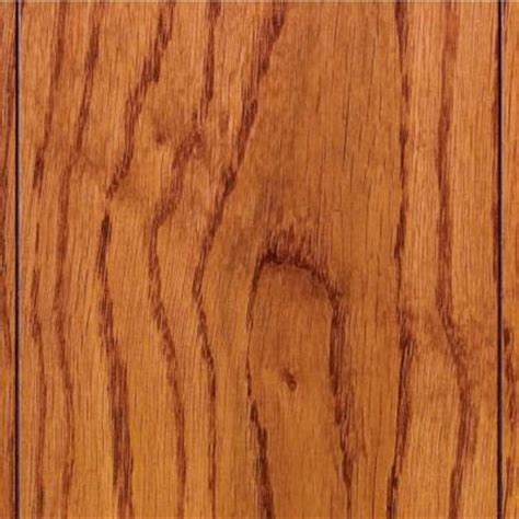 gunstock oak flooring home depot home legend scraped oak gunstock click lock hardwood