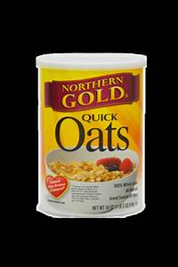 Northern Gold Quick Oats Agri Food Products Canadian Agri