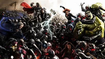 Avengers Infinity War Marvel Thor Ultron Iron