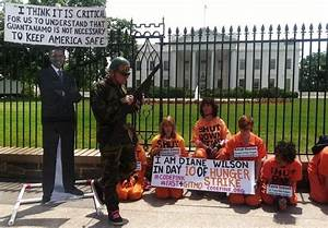 Gallery: Close Guantanamo Action in DC | Creative Resistance