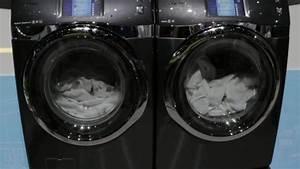 Samsung Waschmaschine Schwarz : samsung waschmaschine mit smart control video ~ Frokenaadalensverden.com Haus und Dekorationen