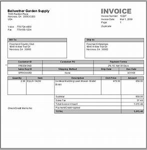 Best invoice software iticale accounting for Best invoice software