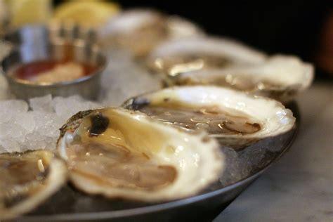 cuisiner des huitres recettes de huîtres idées de recettes à base de huîtres