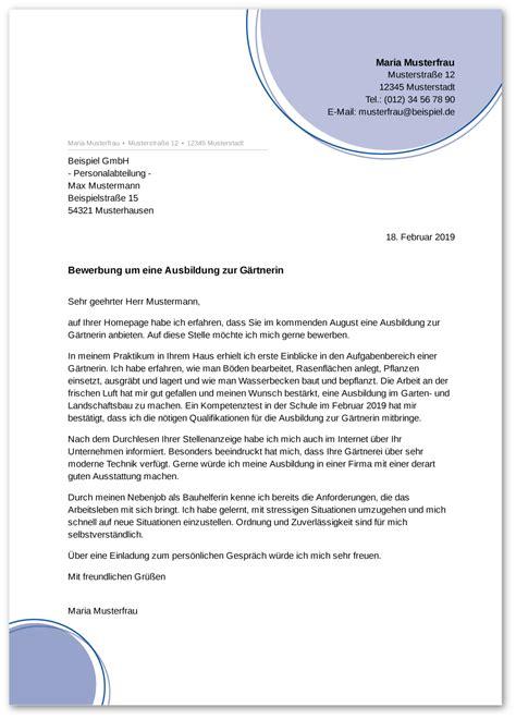 Garten Landschaftsbau Einstellungstest by Die Bewerbung Zur Ausbildung G 228 Rtner G 228 Rtnerin