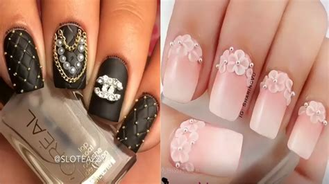 New Nail Art Designs Compilation