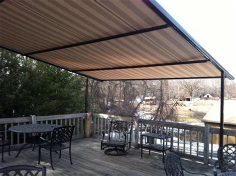 sondrini retractable roofs and freestanding awnings