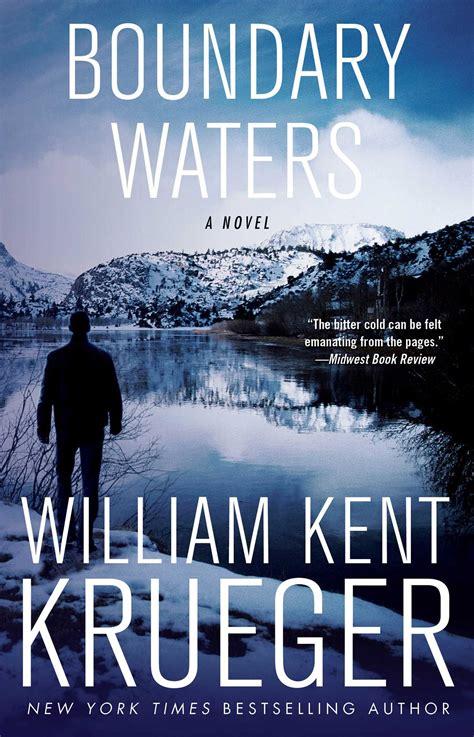 boundary waters book  william kent krueger official