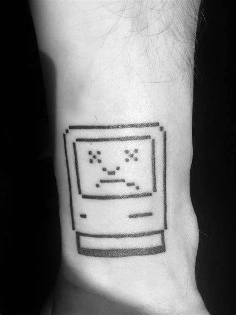 50 Computer Tattoo Designs For Men - Technology Ink Ideas