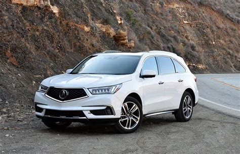 2019 Acura SUV : 2019 And 2020 New Suv Models