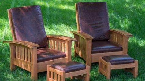 morris chair  wood whisperer guild