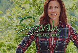 Sarah Off The Grid | Episode Guide | HGTV.ca