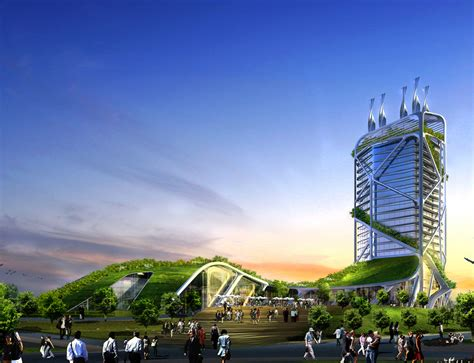 tr st designs top 5 ken yeang green designs we d to see in