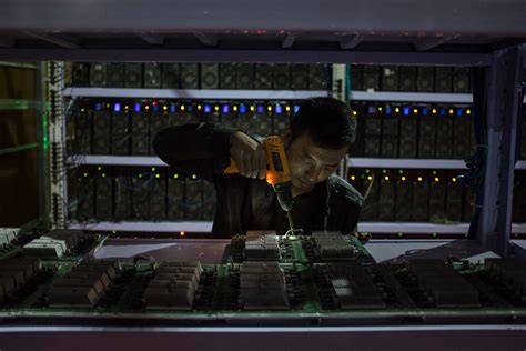 Mining is used to issue new bitcoins. Inside the world of Chinese bitcoin mining | | Al Jazeera