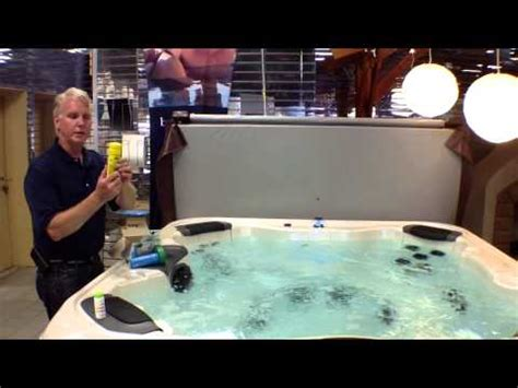 best chemicals for tub how to add start up chemicals to a bullfrog spa tub