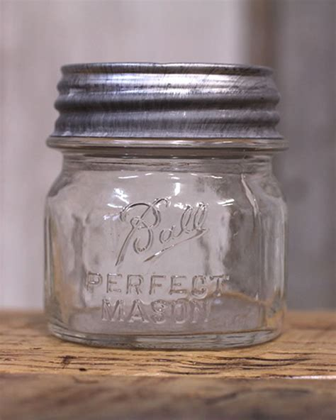 Small Antique Ball Jars