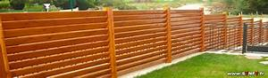 Faire Une Cloture En Bois : cloture bois exterieur ~ Dallasstarsshop.com Idées de Décoration
