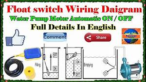 220v Float Switch Wiring Diagram