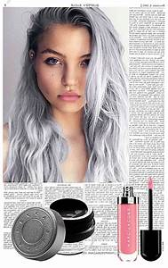 Grau Silber Haare : graue haarfarbe ~ Frokenaadalensverden.com Haus und Dekorationen