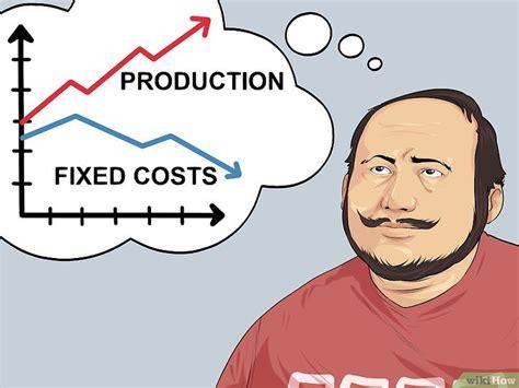 fixkosten berechnen wikihow