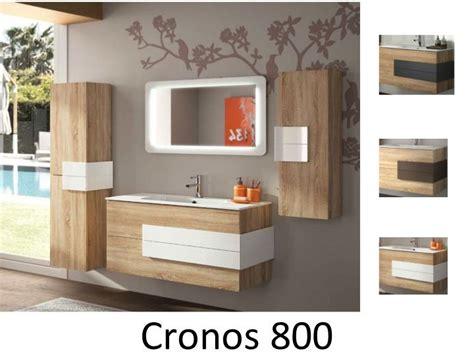 meubles lave mains robinetteries meuble sdb meuble de salle de bain suspendu 80 cm cronos