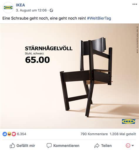 Ikea Teil Fehlt by Da Fehlt Kein Teil Ikea Bleibt Das Lustigste M 246 Belhaus