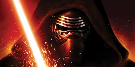 wars explains why kylo ren wears a mask screen rant