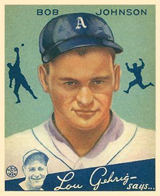 Bob Johnson (outfielder) - Wikipedia