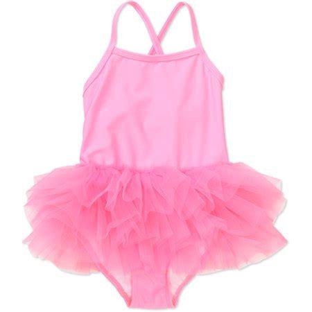 op baby girls tutu ballernia swimsuit walmartcom