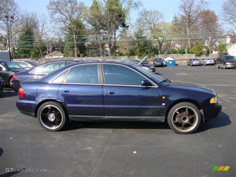 1997 Audi A4 Quattro by 1997 Europa Blue Mica Audi A4 2 8 Quattro Sedan 28092422