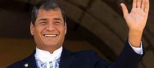 Rafael Correa - President of the Republic of Ecuador | don ...