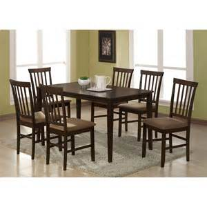 Sears Dining Room Sets Baxton Studio Brown Wood Dining Chair Set Of 2 2pc 3927 Hd The Home Depot