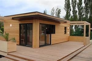 Maison Préfabriquée En Bois : 5 bonnes raisons d investir dans une maison pr fabriqu e ~ Premium-room.com Idées de Décoration