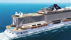 MSC Cruises - Cruise in Luxury | NewsWatch Review ...