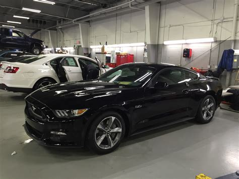 2016 Ford Mustang Gt 1/4 Mile Drag Racing Timeslip Specs 0