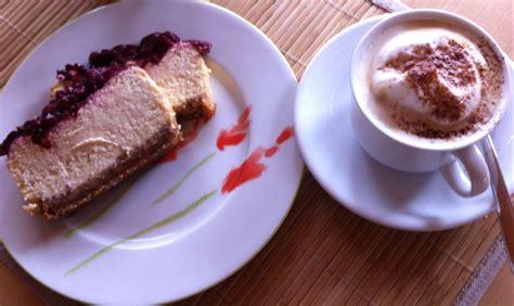 Kuchen Mit Kastenform Und Kirschen Cheesecake Mit Kirsch Haube Glutenfrei Und In Kastenform