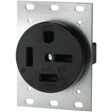 Eaton Amp Volt Pole Wire Power Receptacle