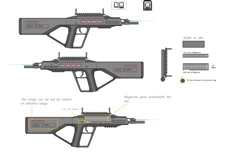 Czw 556 Rifle Hd Wallpapers