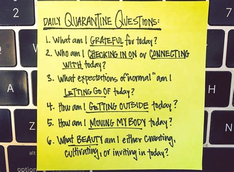 questions    daily   healthier