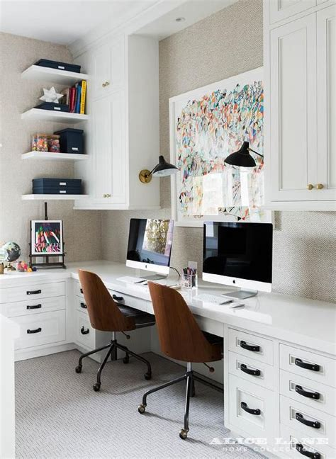 white two person desk best 25 2 person desk ideas on pinterest two person
