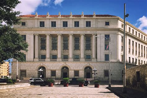 Hipolito F. Garcia Federal Building And United States