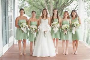mint bridesmaids dresses wish wedding organizer mint green wedding ideas