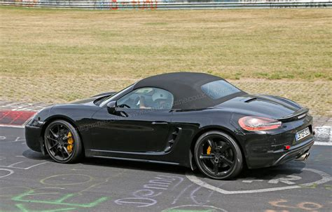 Porsche 4 Cylinder by Porsche Readies New 981 2 Boxster And Cayman With 4