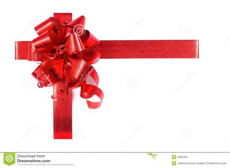 present with bow royalty free stock image image 3456426