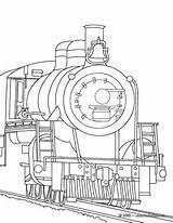 Train Colorear Coloriage Coloring Steam Locomotora Vapor Engine Hellokids Colorir Dibujos Locomotive Imprimer Desenho Trem Antigo Um Thomas Ausmalbilder Ausmalen sketch template