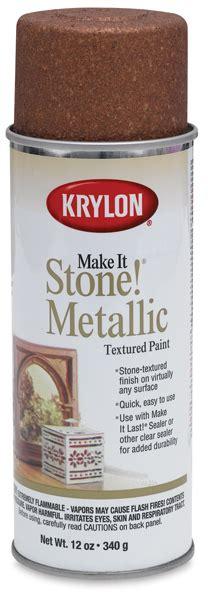 014009510  Krylon Make It Stone Spray Paint  Blick Art