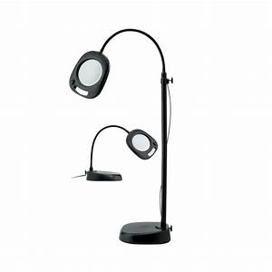 naturalight 5 inch led floor or table mag light by With daylight naturalight led floor lamp 5 inch